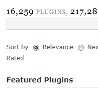 30 Plugins to Make your Site Stand Apart From the Competition