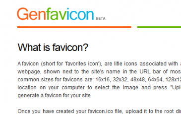 Genfavicon
